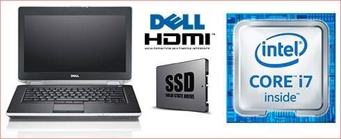 NOTEBOOK DELL LATITUDE E6420 CORE I7 SSD HDMI